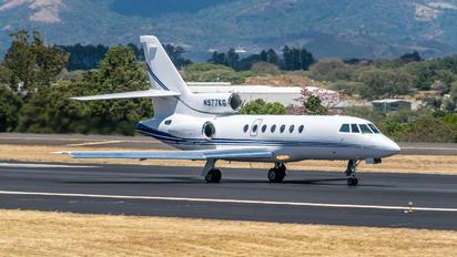 N977KG - Private Dassault Falcon 50