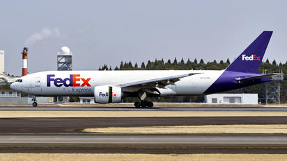 N851FD - FedEx Federal Express Boeing 777F