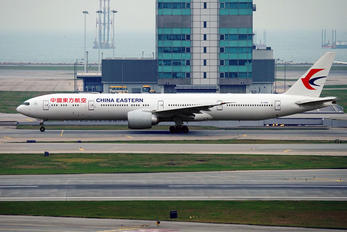 B-7349 - China Eastern Airlines Boeing 777-300ER