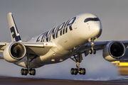 OH-LWD - Finnair Airbus A350-900 aircraft