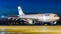 EP-IBD - Iran Air Airbus A300 aircraft