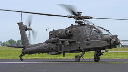 Q-18 - Netherlands - Air Force Boeing AH-64D Apache