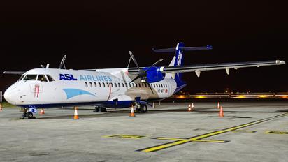 HB-AFX - ASL Airlines ATR 72 (all models)