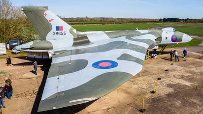 XM655 - Royal Air Force Avro 698 Vulcan B.2