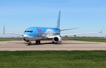G-TAWL - TUI Airways Boeing 737-800