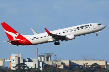 VH-VXS - QANTAS Boeing 737-800