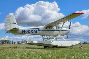 N60XM - Private Cessna 180 Skywagon (all models)