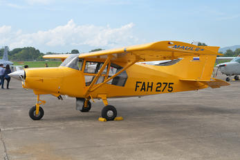 FAH-275 - Honduras - Air Force Maule MXT-7 series Star Rocket