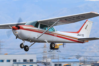 JA4133 - Osaka Aviation Cessna 172 Skyhawk (all models except RG)