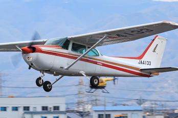 JA4133 - Osaka Aviation Cessna 172 Skyhawk (all models except RG)