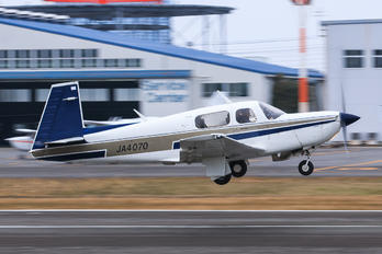 JA4070 - Private Mooney M20K