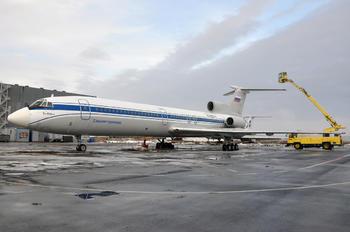RA-85574 - Continent Tupolev Tu-154B-2