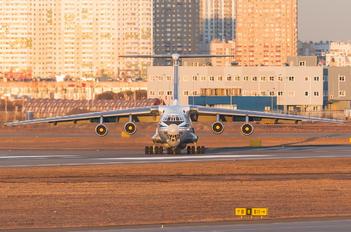 RF-78813 - Russia - Air Force Ilyushin Il-76 (all models)