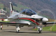 HB-HXB - Jordan - Air Force Pilatus PC-21 aircraft