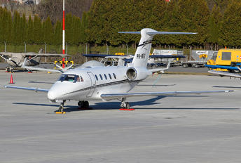 PH-MFX - Solid Air Cessna 650 Citation VI