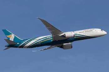 A4O-SC - Oman Air Boeing 787-9 Dreamliner