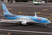 PH-TFB - TUI Airlines Netherlands Boeing 737-800 aircraft