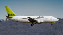 YL-BBM - Air Baltic Boeing 737-500 aircraft