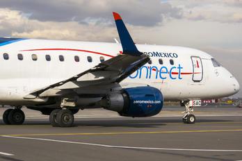 XA-SAC - Aeromexico Connect Embraer ERJ-170 (170-100)