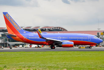 N410WN - Southwest Airlines Boeing 737-700