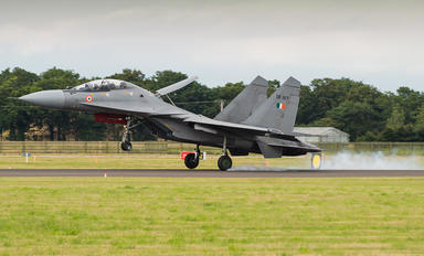SB167 - India - Air Force Sukhoi Su-30MKI