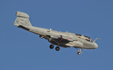163033 - USA - Marine Corps Grumman EA-6B Prowler