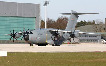 54+08 - Germany - Air Force Airbus A400M
