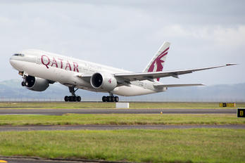 A7-BBD - Qatar Airways Boeing 777-200LR