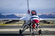 92-3896 - USA - Air Force : Thunderbirds General Dynamics F-16C Fighting Falcon aircraft