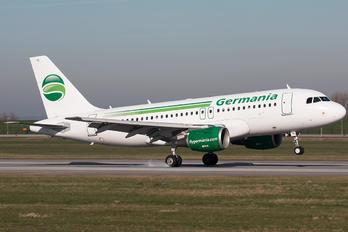 D-ASTZ - Germania Airbus A319