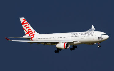 VH-XFJ - Virgin Australia Airbus A330-200