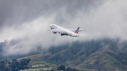 F-GZNR - Air France Boeing 777-300ER