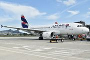 PR-MYL - LATAM Airbus A319 aircraft