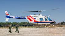 608 - Croatia - Air Force Bell 206B Jetranger III aircraft