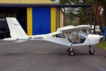 SP-SAMA - Private Aeroprakt A-22 L2