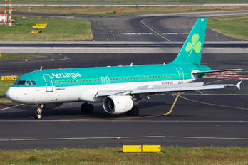 EI-DER - Aer Lingus Airbus A320