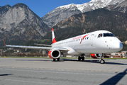 OE-LWC - Austrian Airlines/Arrows/Tyrolean Embraer ERJ-195 (190-200) aircraft