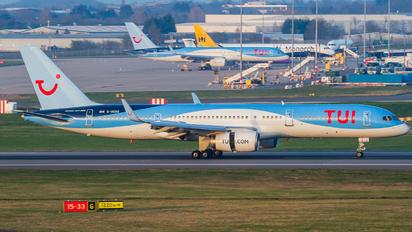 G-OOBG - TUI Airways Boeing 757-200