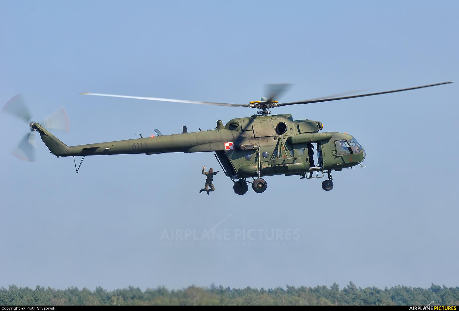 Poland - Army 6111 aircraft at Off Airport - Poland