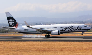 N529AS - Alaska Airlines Boeing 737-800