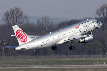 D-ABHK - Niki Airbus A320