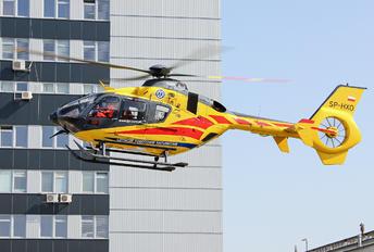 SP-HXO - Polish Medical Air Rescue - Lotnicze Pogotowie Ratunkowe Eurocopter EC135 (all models)