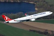 TC-JOB - Turkish Airlines Airbus A330-300 aircraft