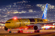 JA743A - ANA - All Nippon Airways Boeing 777-200ER aircraft