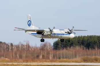 RA-26631 - Letnye Proverki I Sistemy Antonov An-26 (all models)