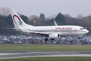 CN-RNQ - Royal Air Maroc Boeing 737-700 aircraft