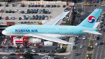 HL7613 - Korean Air Airbus A380 aircraft