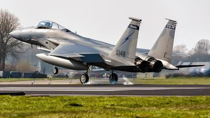 86-0148 - USA - Air National Guard McDonnell Douglas F-15C Eagle