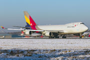 HL7436 - Asiana Cargo Boeing 747-400F, ERF aircraft