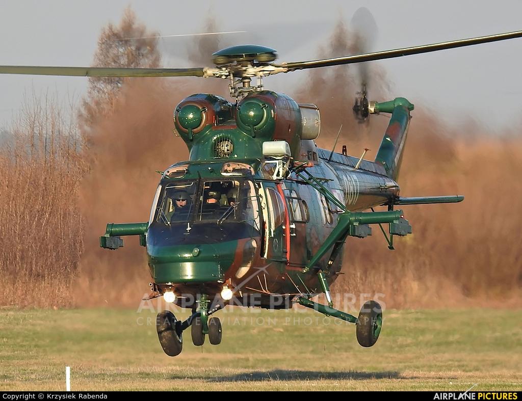 Poland - Army 0817 aircraft at Czestochowa - Rudniki